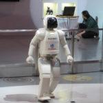 日本科学未来館でASIMOを見てきた