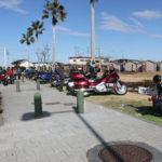 正月の江ノ島を散策