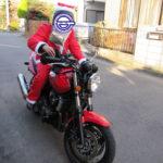 クリスマスツーリング2010