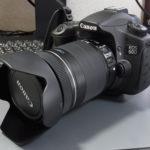 Canon EOS 60D レンズキット購入