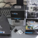 GoPro HD Hero2 到着