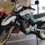 初めて乗るセロー250でレンタルバイクツーリング