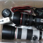 カメラのカビ防止でモバイルドライボックスMB-16 購入