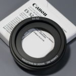 EF40mmF2.8の純正レンズフードを買ってみた