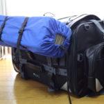 定番シートバッグ!キャンピングシートバッグ2を購入