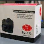 EOS 6D バッテリーグリップの互換品で縦撮り装備を揃えてみた