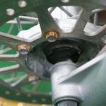 セロー250 中古車を見て錆やすい箇所をチェック