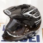 ヘルメット買い換えHORNET-DS