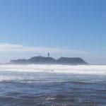 霧の江ノ島