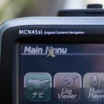 MCN45si 音楽がミュートになる症状