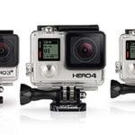 GoPro HERO4 公式発表