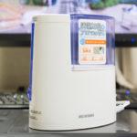加湿器を購入 アイリスオーヤマ加熱式加湿器 SHM-100U