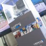 GoPro Hero3+ シルバーエディション 購入