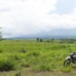 広大な景色とダート!北富士演習場ツーリング