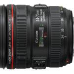 EF24-70mm F4L フォーカスシフトをキャノンへ問い合わせ
