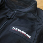 ライディングジャケット買い換え KOMINE JK-085