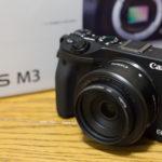 Canon EOS M3 購入