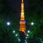 絶品玉子焼の築地散策と東京タワー夜景撮影