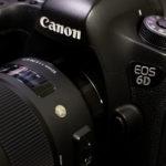 SIGMA Art 50mm F1.4をEOS 6Dで使うと歩留まりが悪い話
