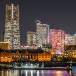 横浜へ夜景撮影ツーリングへ行って来ました。