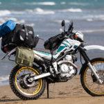 バイクでのキャンプツーリング装備一式の紹介