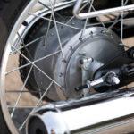SR400のドラムブレーキOH