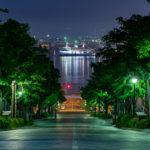 2019北海道ツーリング9 トラピスト修道院と函館の夜景