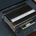 ファンレスグラフィックボードGTX1650 KalmX購入して静音PC化