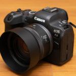Canon RF50mm F1.8 STM 購入したので軽くレビュー。