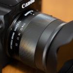 新しいレンズを購入。 Canon EF-M11-22mm F4-5.6 IS STM