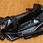 ツーリングで使う防水バッグORTLIEB(オルトリーブ)ラックパックを購入。