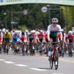東京オリンピック ロードレース男子を観戦してきた。